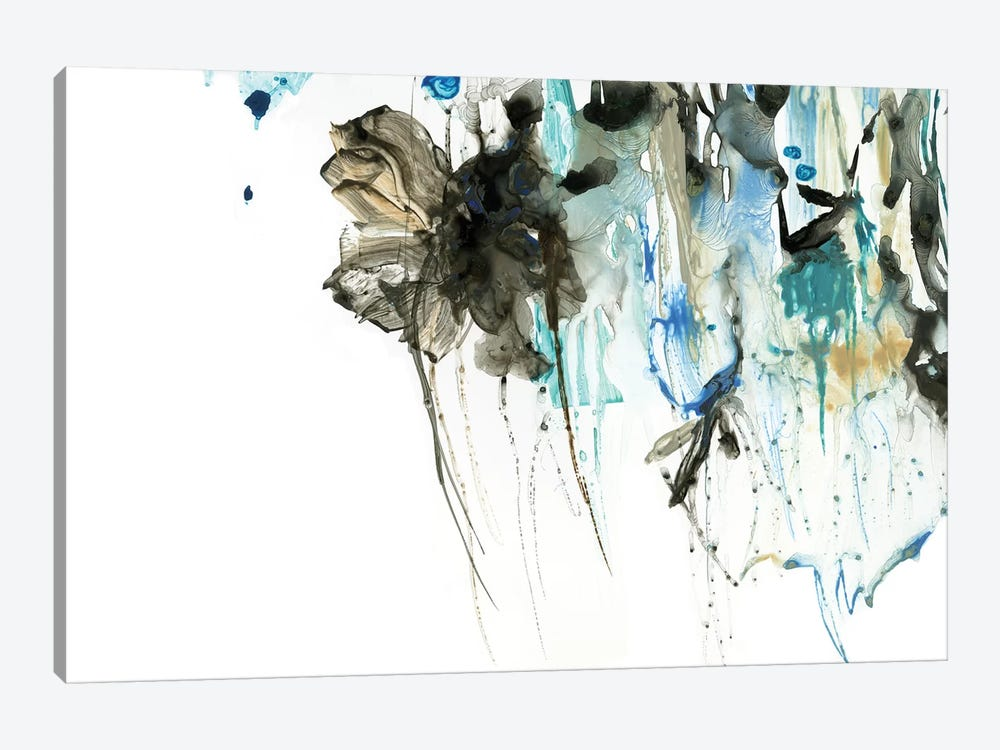 Water Splash I by PI Studio 1-piece Canvas Art
