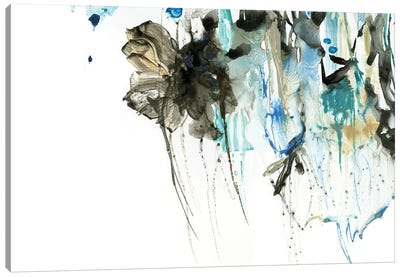 Water Splash I Canvas Art Print