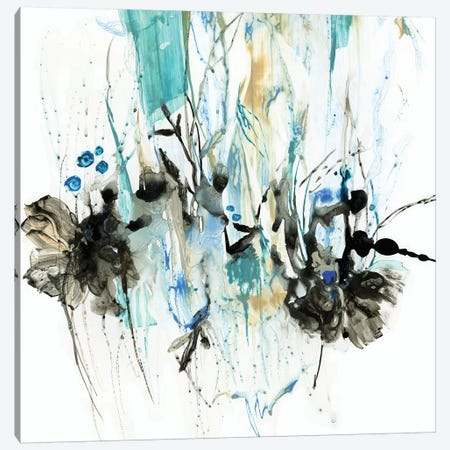 Water Splash II Canvas Print #PST925} by PI Studio Canvas Art