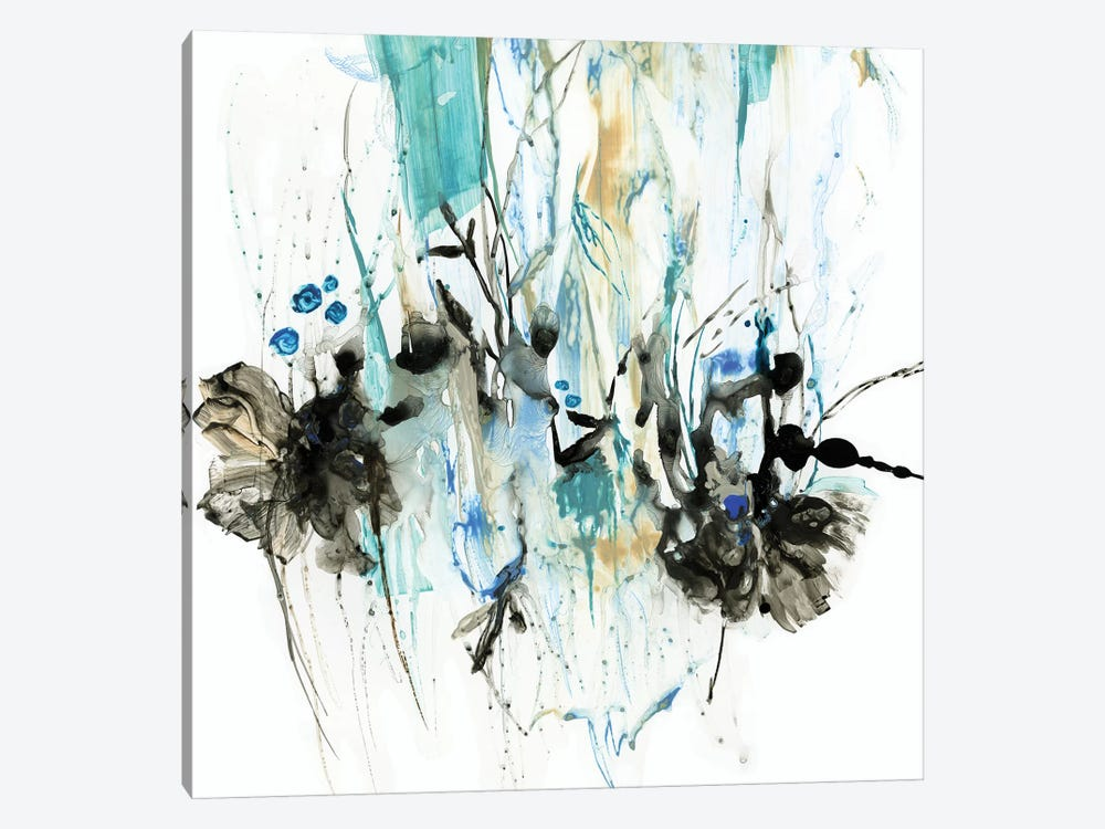Water Splash II by PI Studio 1-piece Canvas Art Print