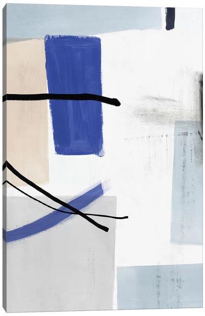 Coherence I Canvas Art Print