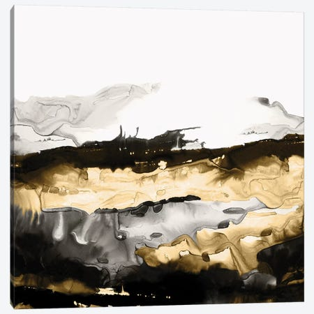 Drizzle I  Canvas Print #PST955} by PI Studio Art Print