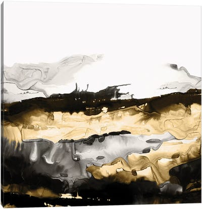 Drizzle I  Canvas Art Print