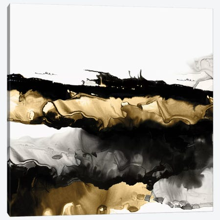 Drizzle II   Canvas Print #PST956} by PI Studio Canvas Print