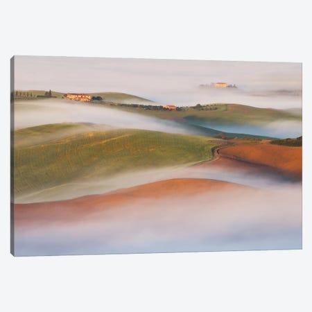 Fading Away Canvas Print #PSV11} by Peter Svoboda Art Print