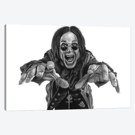 Ozzy Canvas Print #PSW12} by Paul Stowe Canvas Art