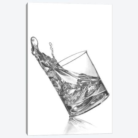 Bourbon Splash Canvas Print #PSW19} by Paul Stowe Canvas Art