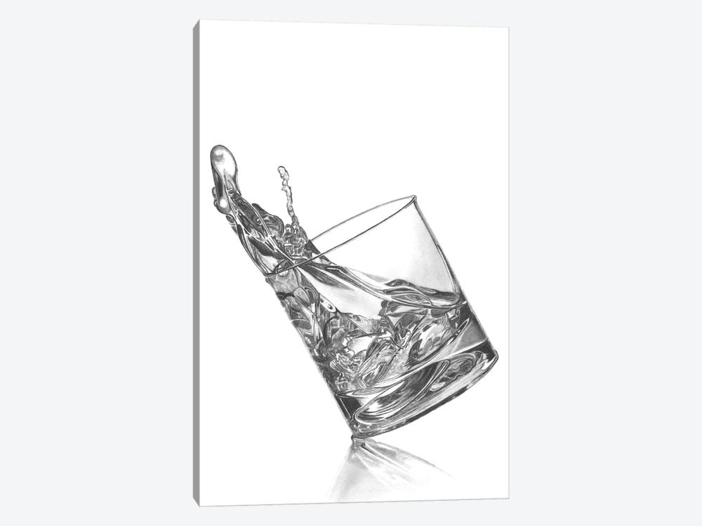 Bourbon Splash by Paul Stowe 1-piece Canvas Art
