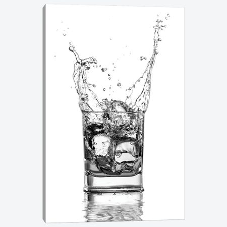 Double Whisky Canvas Print #PSW1} by Paul Stowe Canvas Print