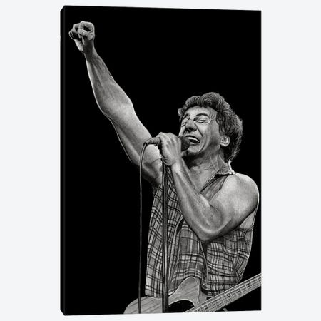 The Boss Canvas Print #PSW30} by Paul Stowe Canvas Artwork