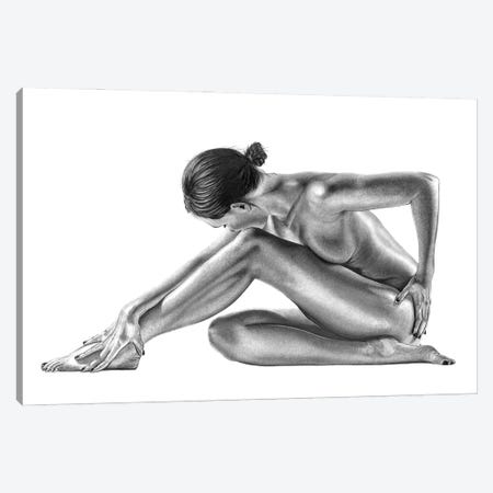Bodyscape Canvas Print #PSW31} by Paul Stowe Canvas Wall Art