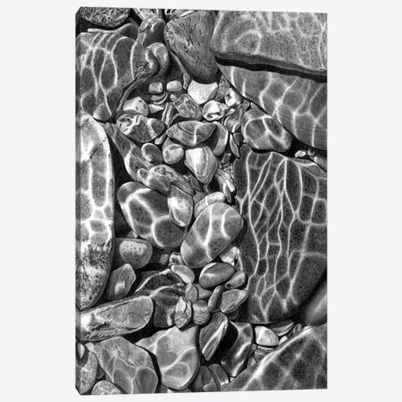 Rock Pool Canvas Print #PSW38} by Paul Stowe Canvas Wall Art