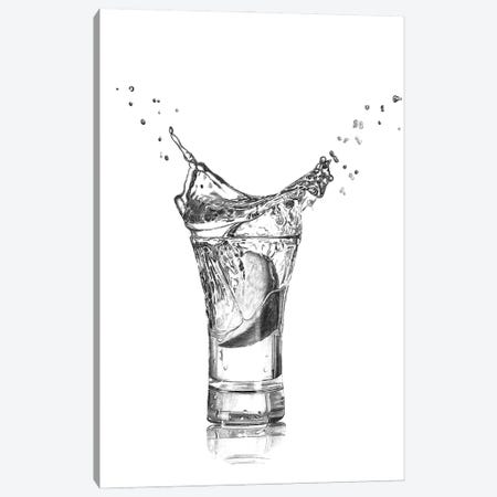 Tequila Splash Canvas Print #PSW47} by Paul Stowe Canvas Art