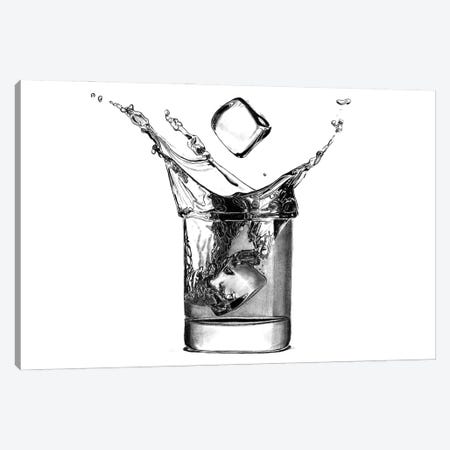 JD & Coke Canvas Print #PSW5} by Paul Stowe Canvas Art