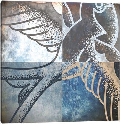 Last Sparrow I Canvas Art Print
