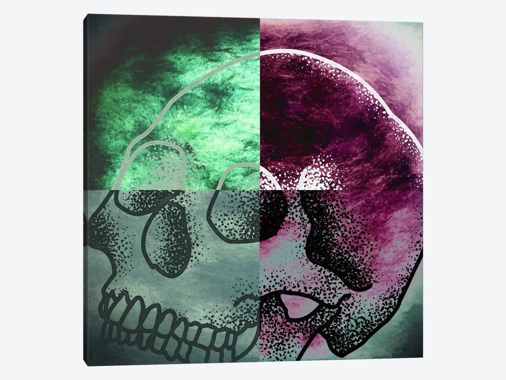 I Need Your Skulls I by 5by5collective 1-piece Canvas Art