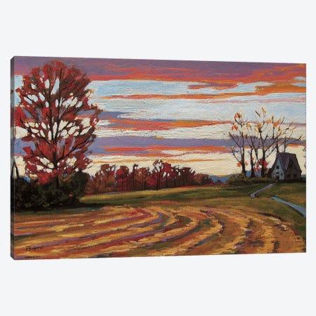 Poets Walk Landscape Canvas Print #PTB107} by Patty Baker Canvas Art Print