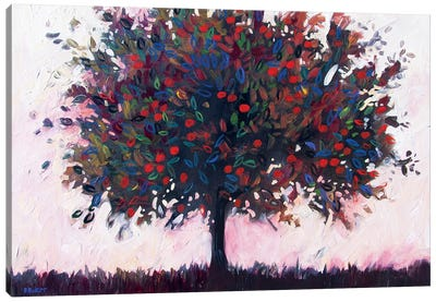 Apple Tree Canvas Art Print