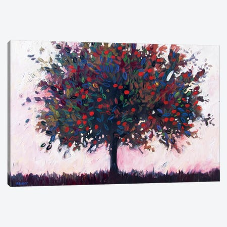 Apple Tree 3-Piece Canvas #PTB163} by Patty Baker Canvas Art