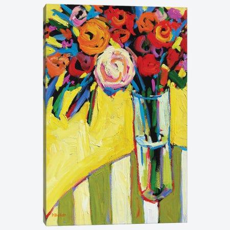 Floral  Canvas Print #PTB186} by Patty Baker Art Print