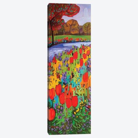 Garden Path II Canvas Print #PTB191} by Patty Baker Canvas Print
