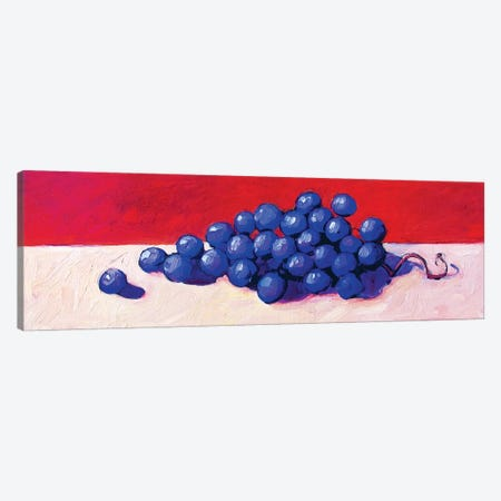 Grapes Canvas Print #PTB194} by Patty Baker Canvas Artwork