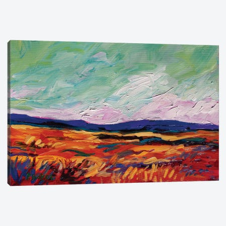 Colorado Landscape  Canvas Print #PTB28} by Patty Baker Art Print