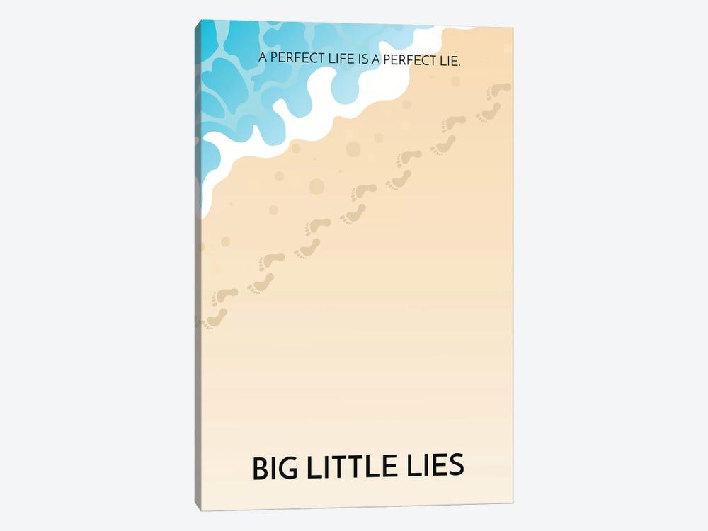 Big Little Lies Alternative Poster by Popate 1-piece Canvas Art