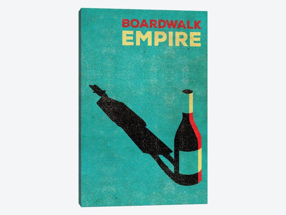 Boardwalk Empire Alternative Poster by Popate 1-piece Art Print