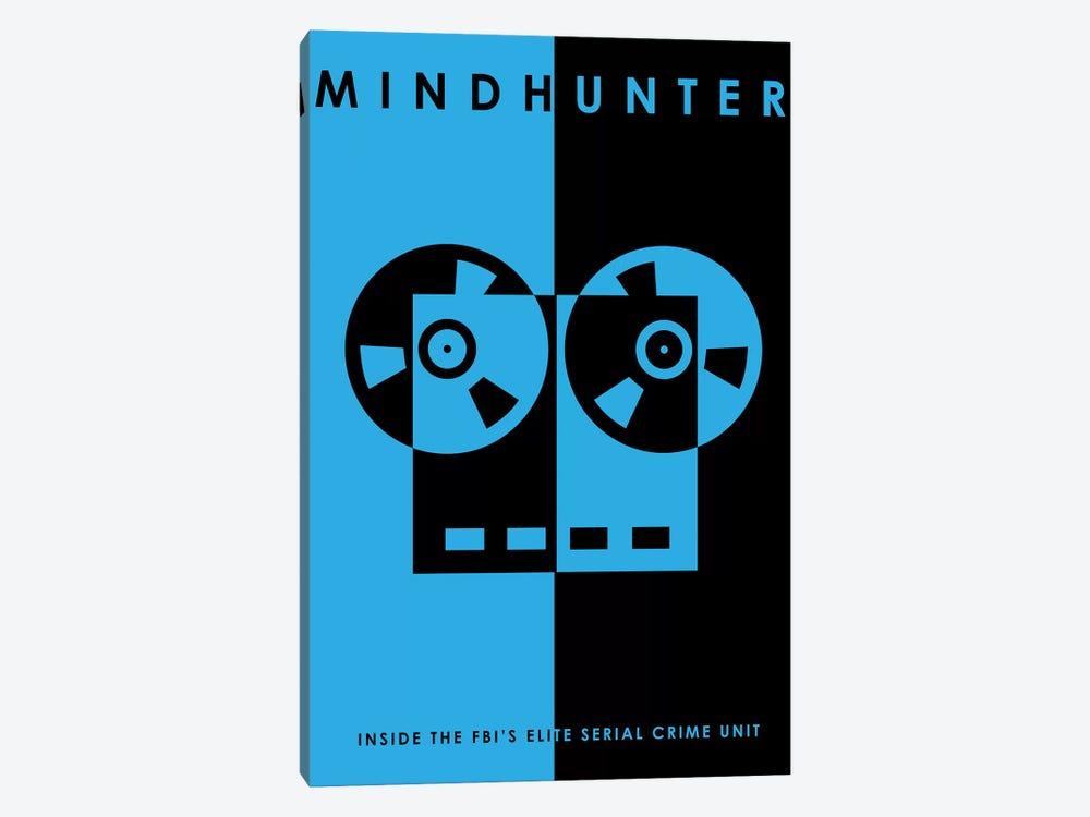 Mindhunter Minimalist Poster by Popate 1-piece Art Print