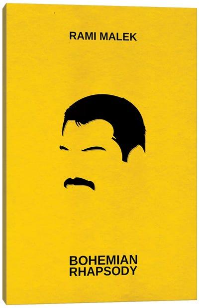Bohemian Rhapsody Minimalist Poster Canvas Art Print
