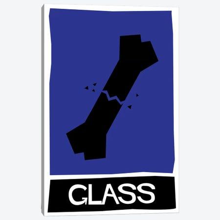 Glass Alternative Vintage Saul Bass Poster  Canvas Print #PTE180} by Popate Canvas Print