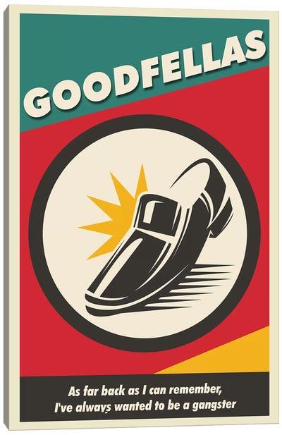 Goodfellas Vintage Poster Canvas Art Print