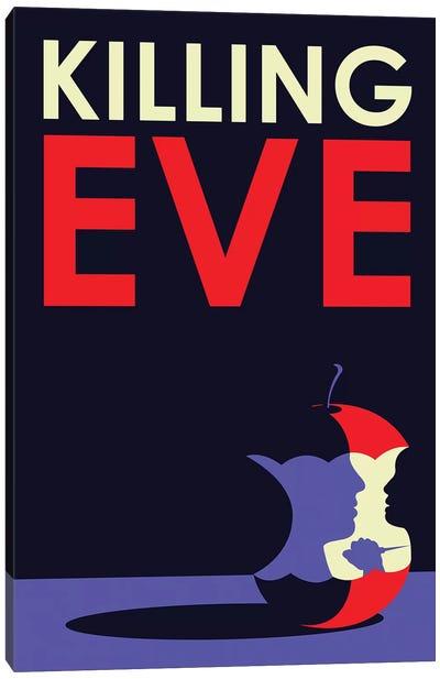 Killing Eve Minimalist Poster Canvas Art Print