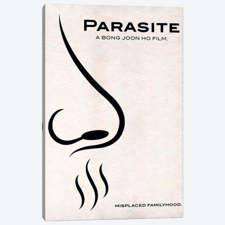 Parasite Minimalist Poster Canvas Print #PTE304} by Popate Canvas Artwork