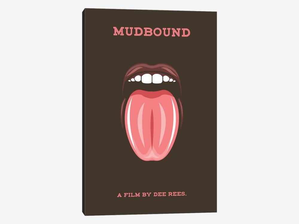Mudbound Minimalist Poster by Popate 1-piece Canvas Print
