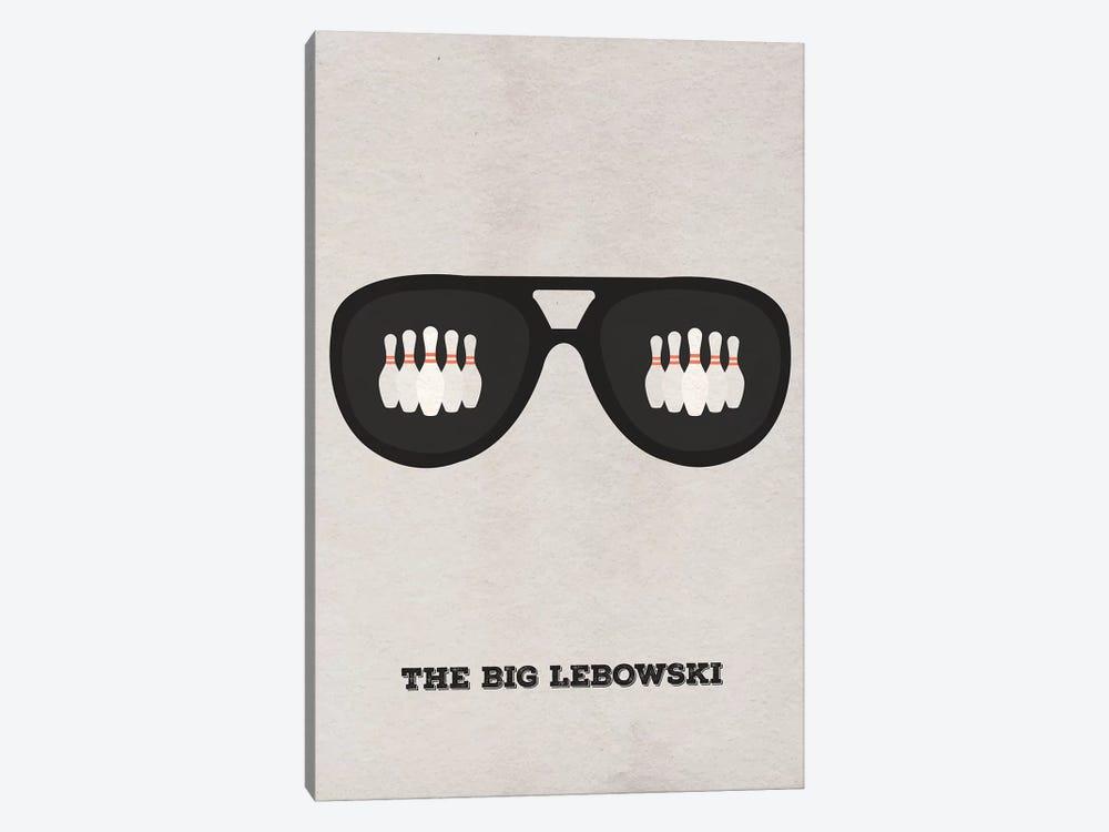 The Big Lebowski Minimalist Poster II by Popate 1-piece Canvas Artwork