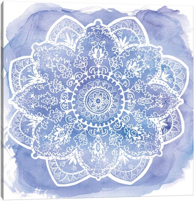 Blueberry Wine Canvas Art Print