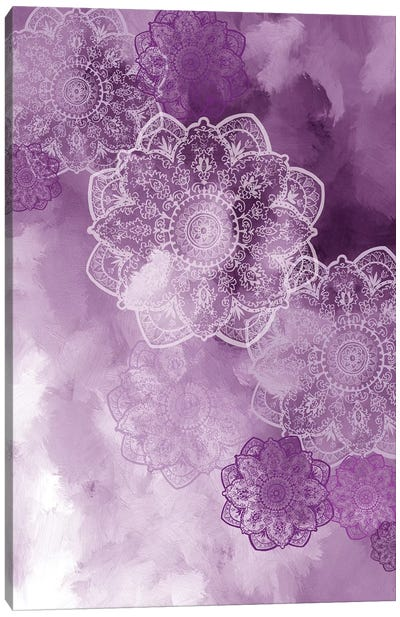 Lavender Dream Canvas Art Print