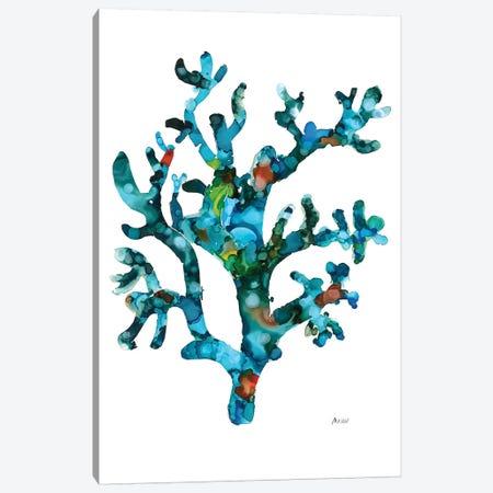Sea Coral I Canvas Print #PTM13} by Patti Mann Art Print