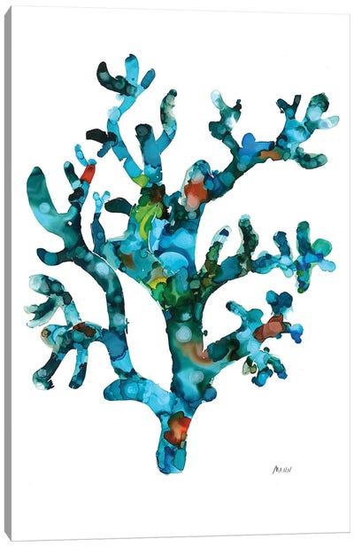 Sea Coral I Canvas Art Print