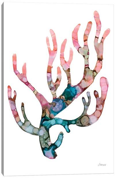 Sea Coral II Canvas Art Print