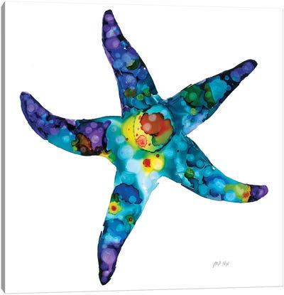 Sea Star Canvas Art Print