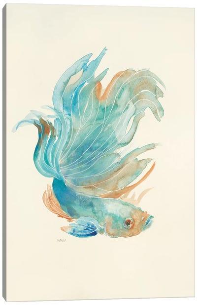 Betta I Canvas Art Print