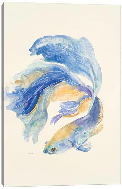 Betta II Canvas Art Print