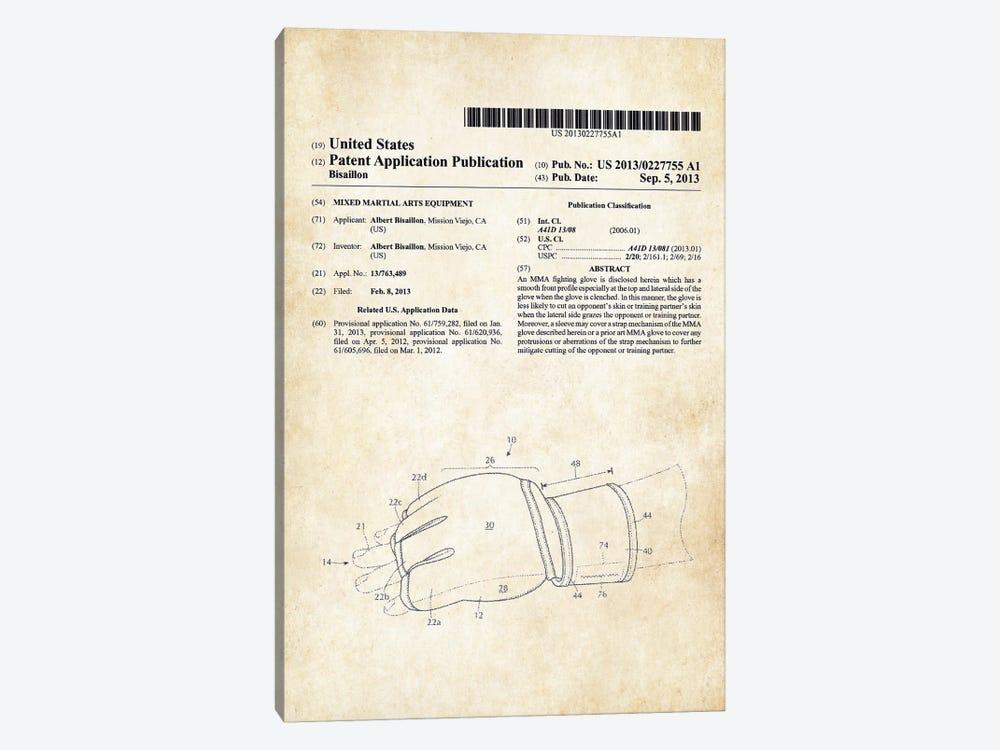 Pharmacist Prescription Bottle by Patent77 1-piece Canvas Artwork