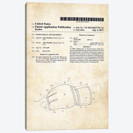 Pharmacist Prescription Bottle Canvas Print #PTN204} by Patent77 Canvas Wall Art