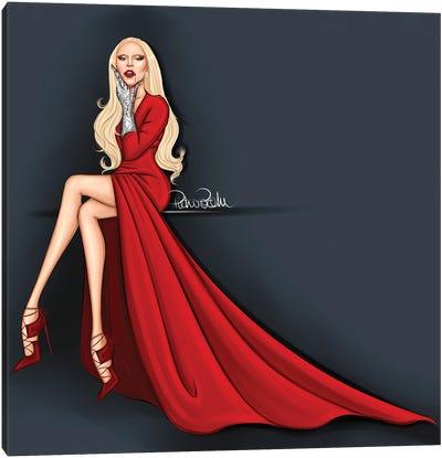 Lady Gaga - The Countess Ahs Canvas Art Print