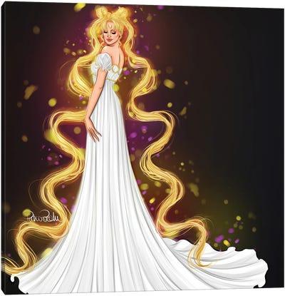 Sailor Moon - Crystal Canvas Art Print