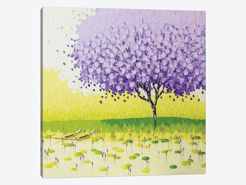 Tranquil Season by Phan Thu Trang 1-piece Art Print